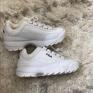Fila shoes size 10